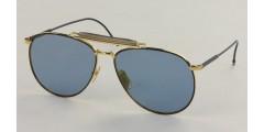 Okulary przeciwsłoneczne Thom Browne TB015-LTD-NVY-GLD