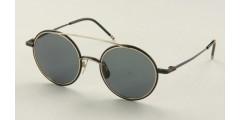 Okulary przeciwsłoneczne Thom Browne TB108A-T-BLK-GLD