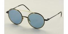 Okulary przeciwsłoneczne Thom Browne TB108C-T-NVY-GLD