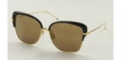 Okulary przeciwsłoneczne Thom Browne TB201B-BLK-GLD