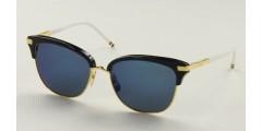 Okulary przeciwsłoneczne Thom Browne TB505C-NVY-GLD