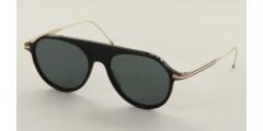 Okulary przeciwsłoneczne Thom Browne TB809A-BLK-GLD